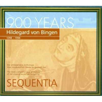 Hildegard von Bingen - 900 Years (8 CD box set, APE)