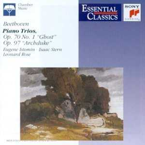Istomin, Stern, Rose: Beethoven - Piano Trios (FLAC)