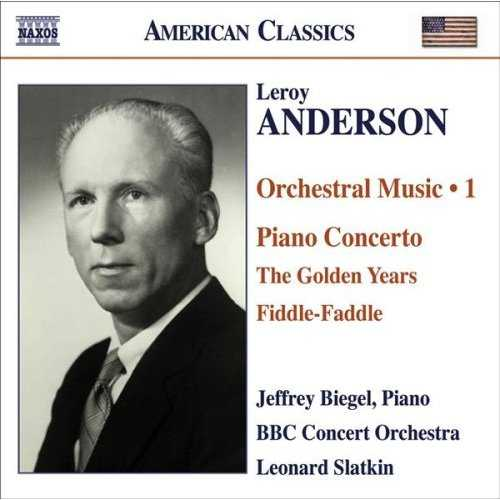 Leroy Anderson - Orchestral Music Vol.01-05 (5 CD, FLAC)