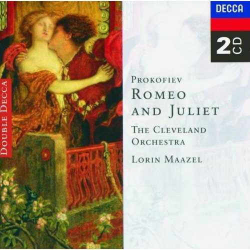 Maazel: Prokofiev - Romeo and Juliet (2 CD, FLAC)