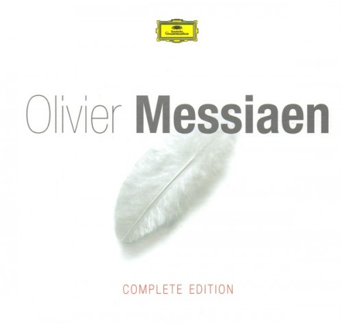 Olivier Messiaen - Complete Edition (32 CD box set, FLAC)