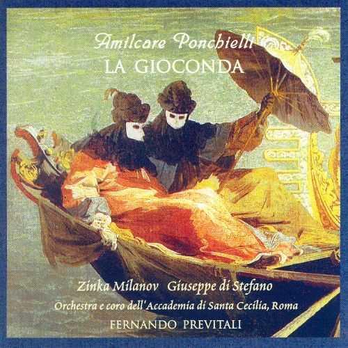 Previtali: Ponchielli - La Gioconda (2 CD, FLAC)