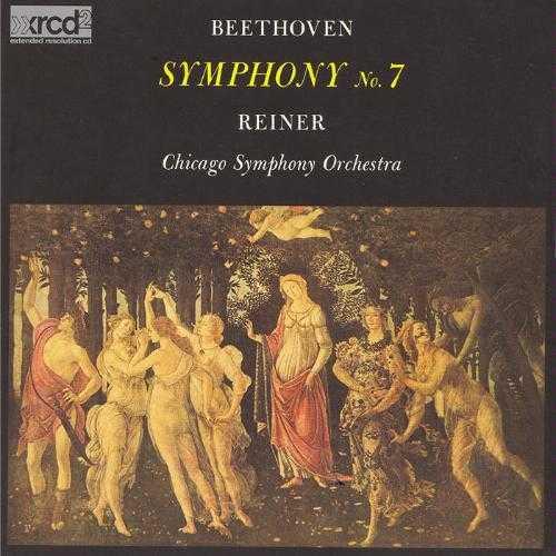 Reiner: Beethoven - Symphony no.7 (WavPack)
