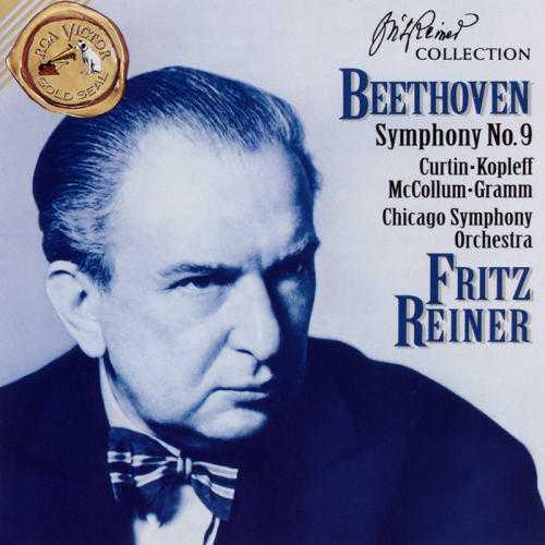 Reiner: Beethoven - Symphony no.9 (FLAC)