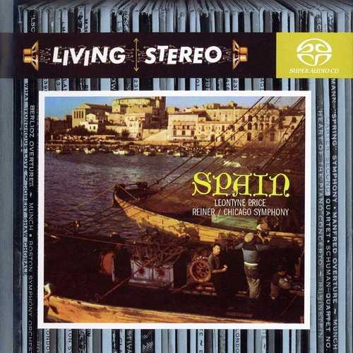 RCA Living Stereo. Reiner: Prince - Spain (FLAC)