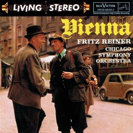 RCA Living Stereo. Reiner - Vienna (APE)