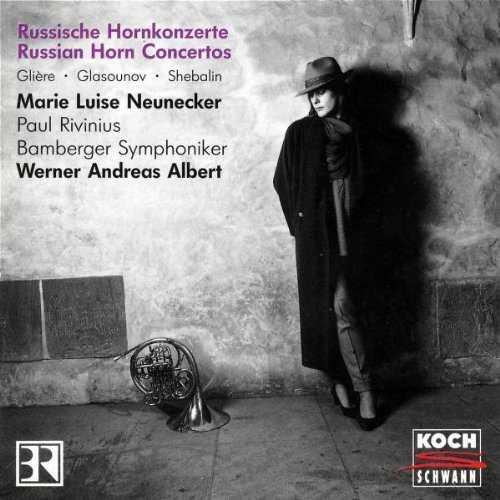 Russian Horn Concertos (APE)