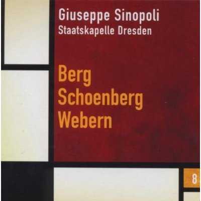 Sinopoli: Schoenber, Berg, Webern (8 CD box set, FLAC)