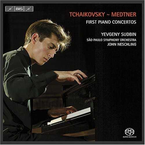Sudbin: Tchaikovsky, Medtner - First Piano Concertos (APE)