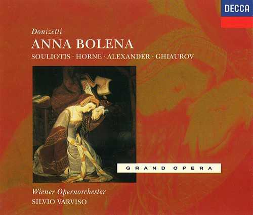 Varviso: Donizetti - Anna Bolena (3 CD, APE)