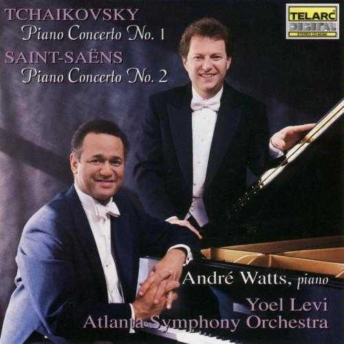 Watts: Tchaikovsky, Saint-Saens - Piano Concertos (FLAC)