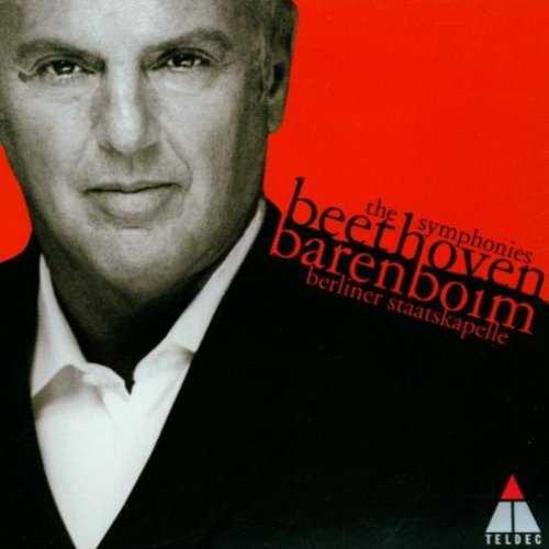 Barenboim: Beethoven - Symphonies no.1-9 (96kHz / 24bit, BD Audio)