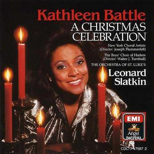 Slatkin, Battle: A Christmas Celebration (FLAC)