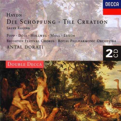 Dorati: Haydn - Salve Regina, Die Schöpfung (2 CD, FLAC)