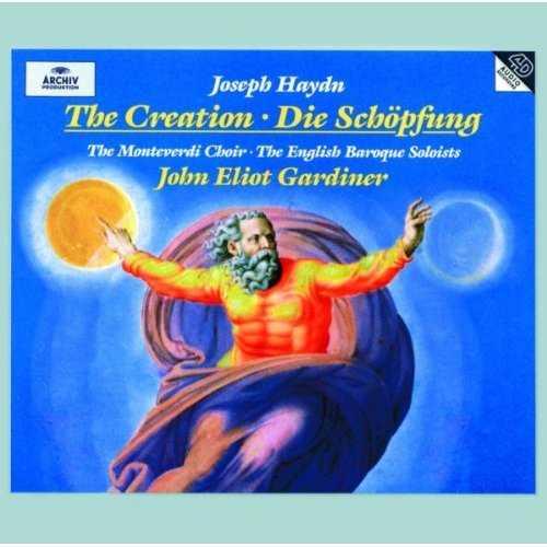 Gardiner: Haydn - Die Schöpfung (2 CD, FLAC)