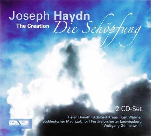 Gönnenwein: Haydn - Die Schöpfung (2 CD, FLAC)