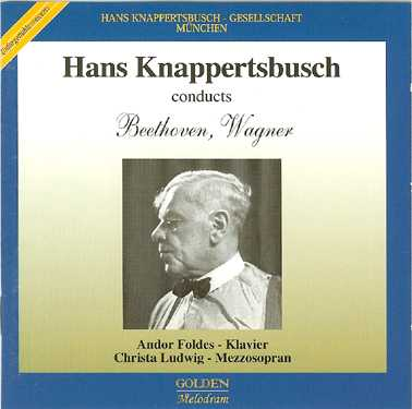 Knappertsbusch Conducts Beethoven, Wagner (2 CD, APE)