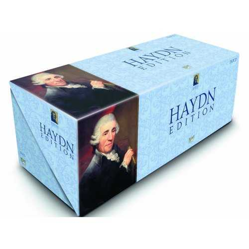 Brilliant Classics: Haydn Edition (150 CD box set + CD Rom, FLAC)