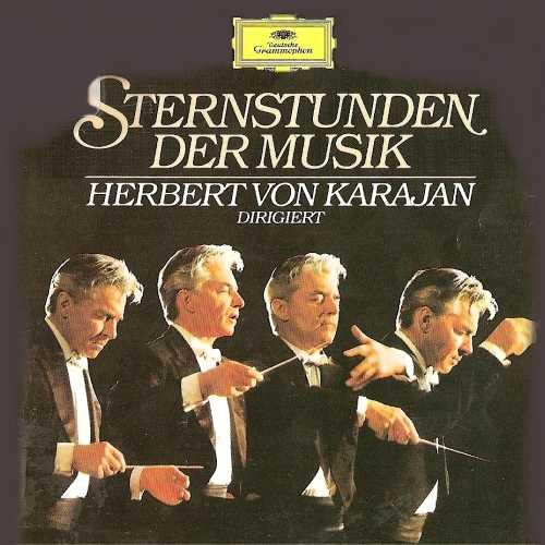 Herbert von Karajan - Sternstunden der Musik (3 CD, APE)
