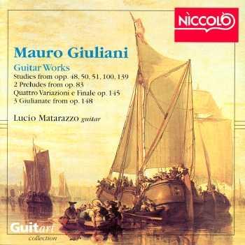 Matarazzo: Giuliani - Guitar Works (FLAC)