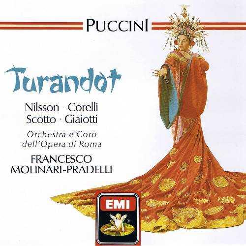Molinari-Pradelli: Puccini - Turandot (2 CD, FLAC)
