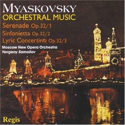 Samoilov: Myaskovsky - Orchestral Music (FLAC)