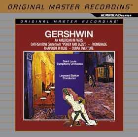 Slatkin: Gershwin - Catfish Row, An American in Paris (FLAC)