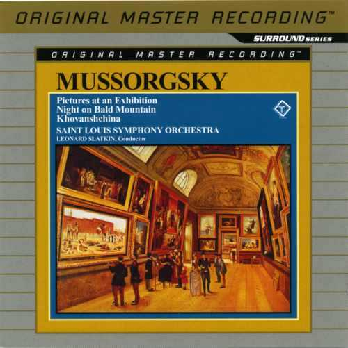 Slatkin: Mussorgsky - Pictures at an Exhibition, Night on Bald Mountain, Khovanshschina (FLAC)