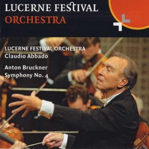 Abbado: Bruckner - Symphony no.4 (FLAC)