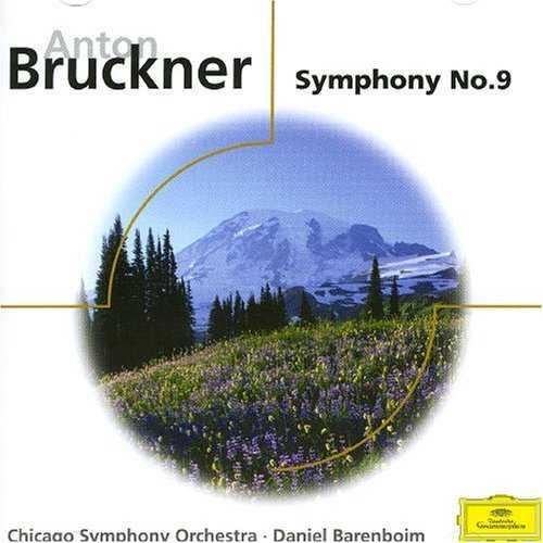 Barenboim: Bruckner - Symphony no.9, Psalm 150 (FLAC)