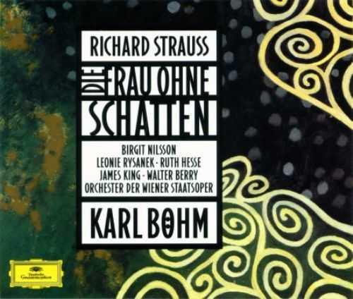 Böhm: Strauss - Die Frau ohne Schatten (3 CD box set, FLAC)