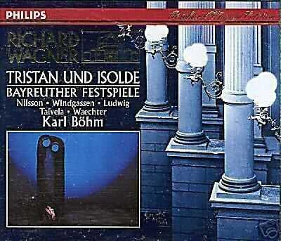 Böhm: Wagner - Tristan und Isolde (3 CD, APE)