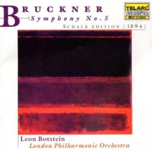 Botstein: Bruckner - Symphony no.5 (APE)