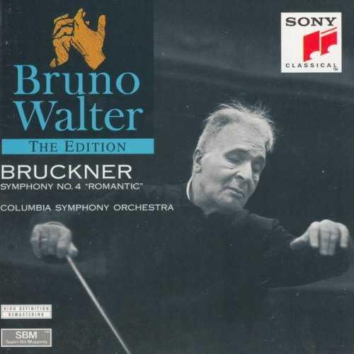 Bruno Walter Edition: Bruckner - Symphony no.4 (FLAC)