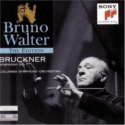 Bruno Walter Edition: Bruckner - Symphony no.7 (APE)
