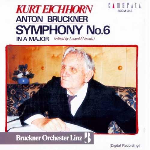 Eichhorn: Bruckner - Symphony no.6 (FLAC)