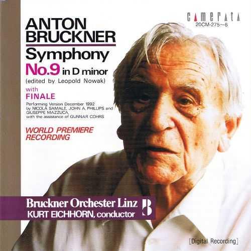Eichhorn: Bruckner - Symphony no.9 (2 CD, APE)