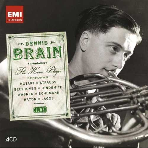 Dennis Brain -The Horn Player (4 CD box set, APE)