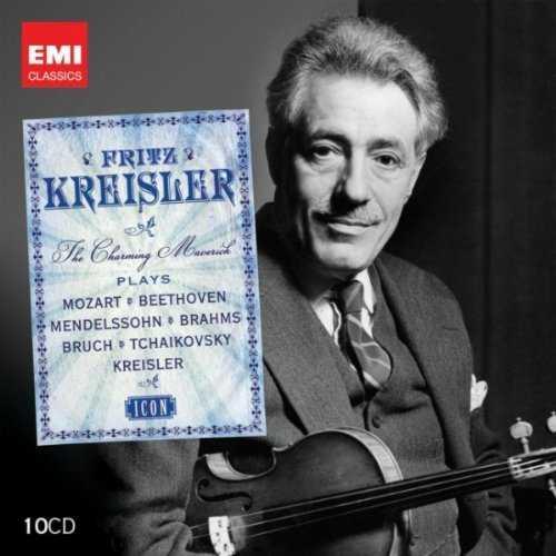 Fritz Kreisler - The Charming Maverick (10 CD box set, APE)