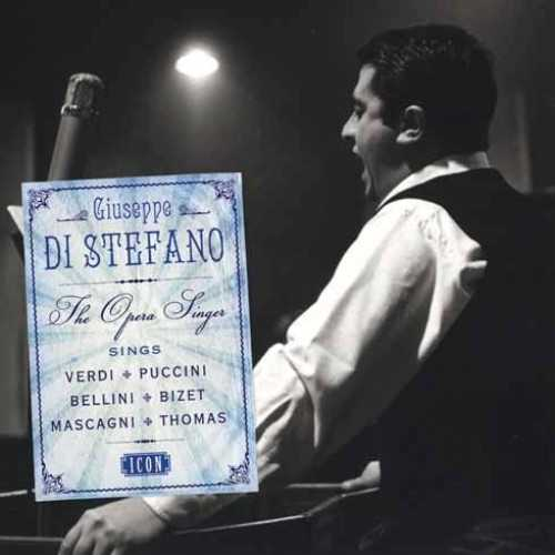 Giuseppe di Stefano - The Opera Singer (3 CD box set, FLAC)