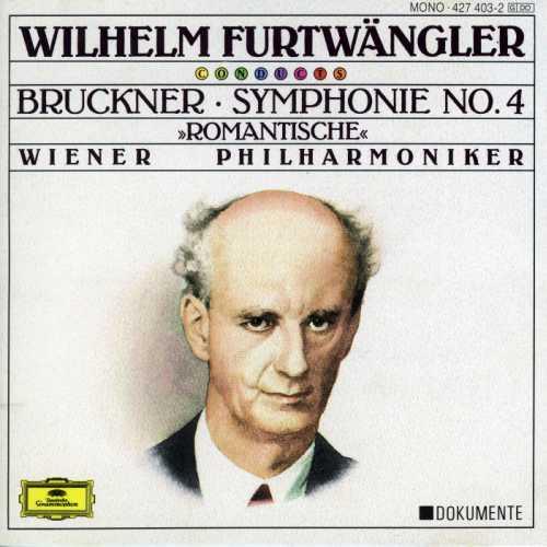 Furtwangler: Bruckner - Symphony no.4 (FLAC)