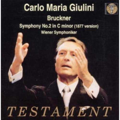Giulini: Bruckner - Symphony no.2 (FLAC)