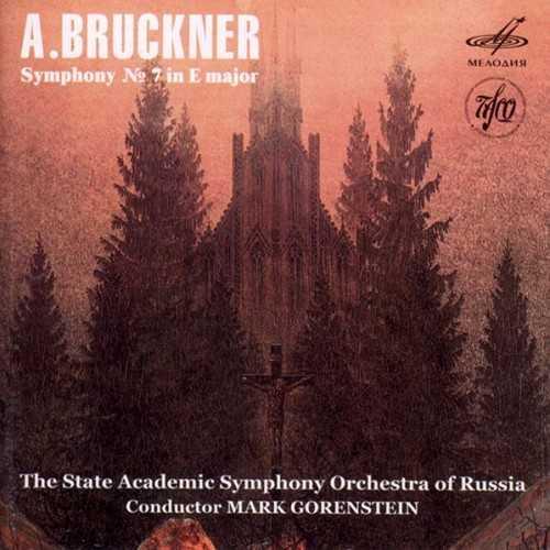 Gorenstein: Bruckner - Symphony no.7 (FLAC)