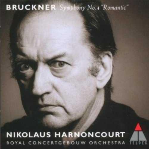 Harnoncourt: Bruckner - Symphony no.4 (FLAC)