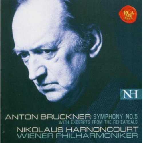 Harnoncourt: Bruckner - Symphony no.5 (2 CD, FLAC)