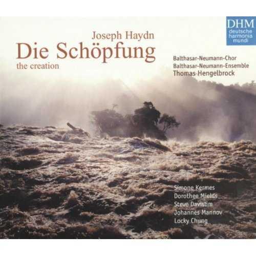 Hengelbrock: Haydn - Die Schöpfung (2 CD, FLAC)