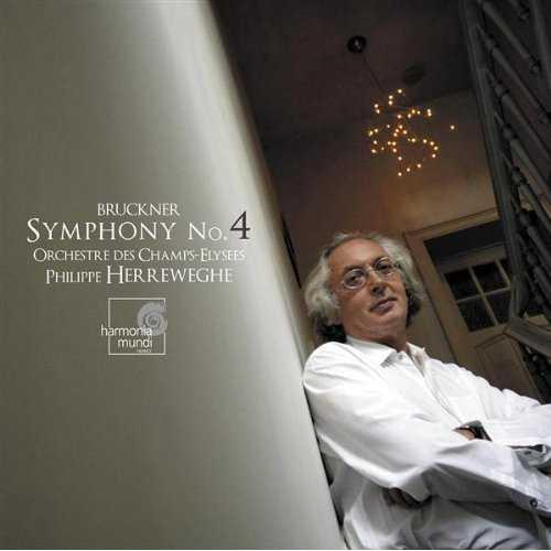 Herreweghe: Bruckner - Symphony no.4 (FLAC)