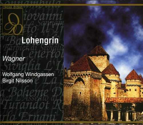 Jochum: Wagner - Lohengrin, Bayreuth 1954 (4 CD, APE)