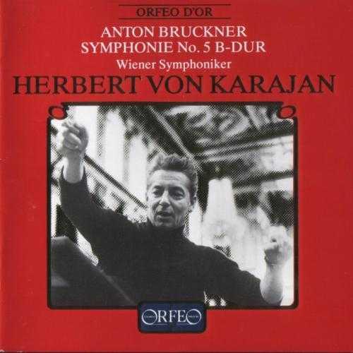 Karajan: Bruckner - Symphony no.5 (FLAC)