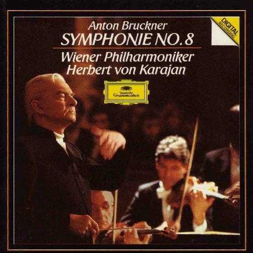 Karajan: Bruckner - Symphony no.8 (2 CD, FLAC)
